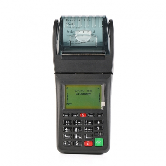 Handheld Ticket Printer